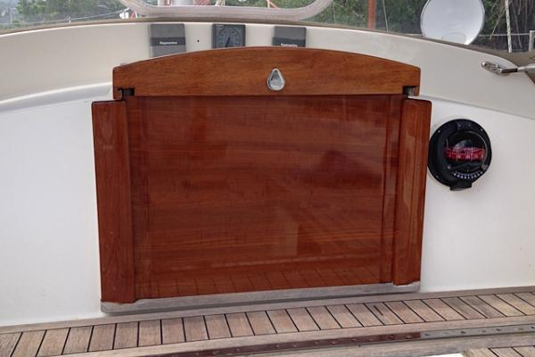 Varnish Brightwork Teak Washboards