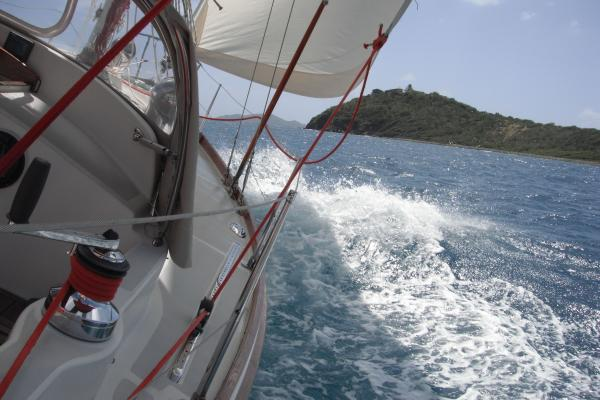 Sailing Yachting BVI Coaching Training